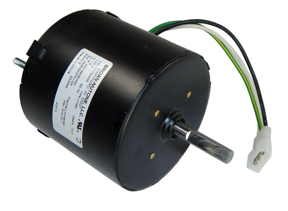 Broan S110u S110lu Replacement Vent Fan Motor 1 7 Amps