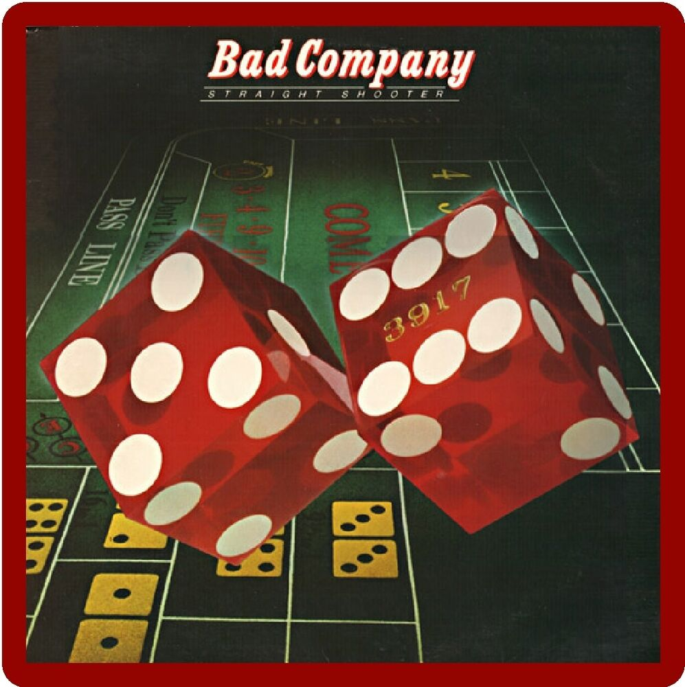 album cover bad company refrigerator magnet ebay. Black Bedroom Furniture Sets. Home Design Ideas