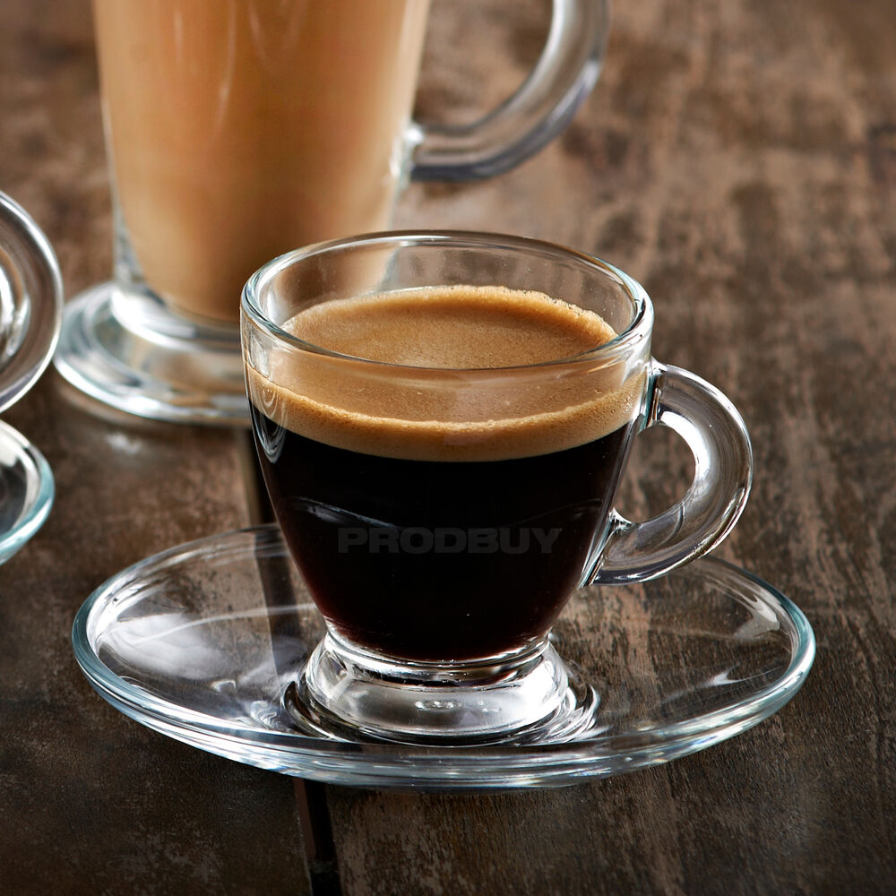 High Quality Ravenhead Entertain Glass Espresso Coffee Cup