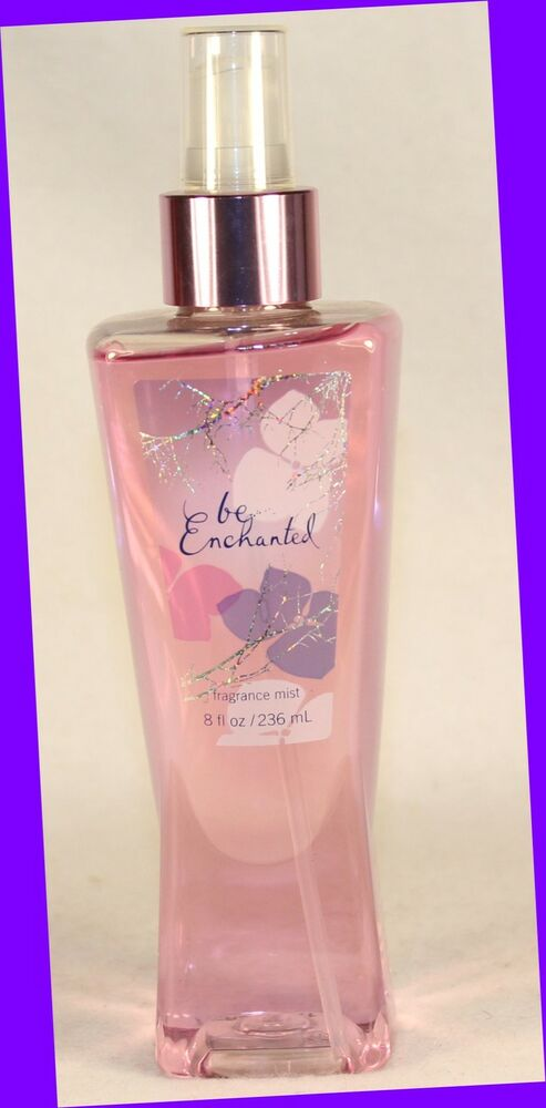 1 bath body works be enchanted fragrance mist body spray for Bath and body works scents best seller