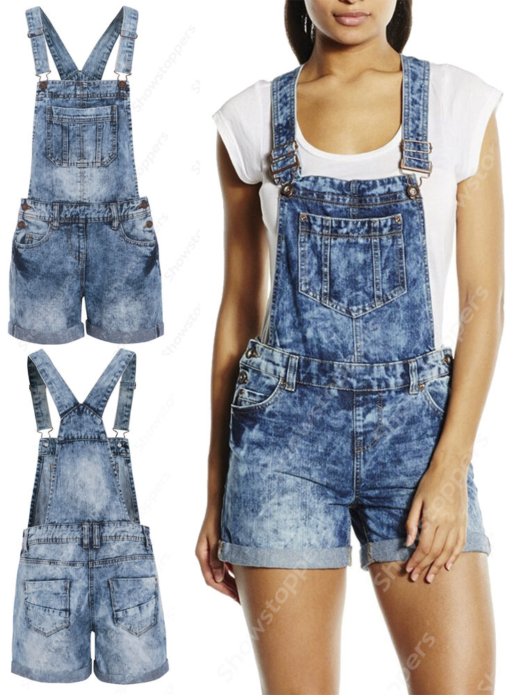 Shop eBay for great deals on Women's Denim Dungaree Shorts. You'll find new or used products in Women's Denim Dungaree Shorts on eBay. Free shipping on selected items.