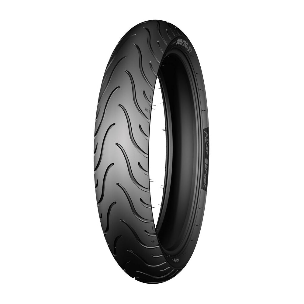 Michelin 80 90 17 50S Pilot Street Universal Motorcycle