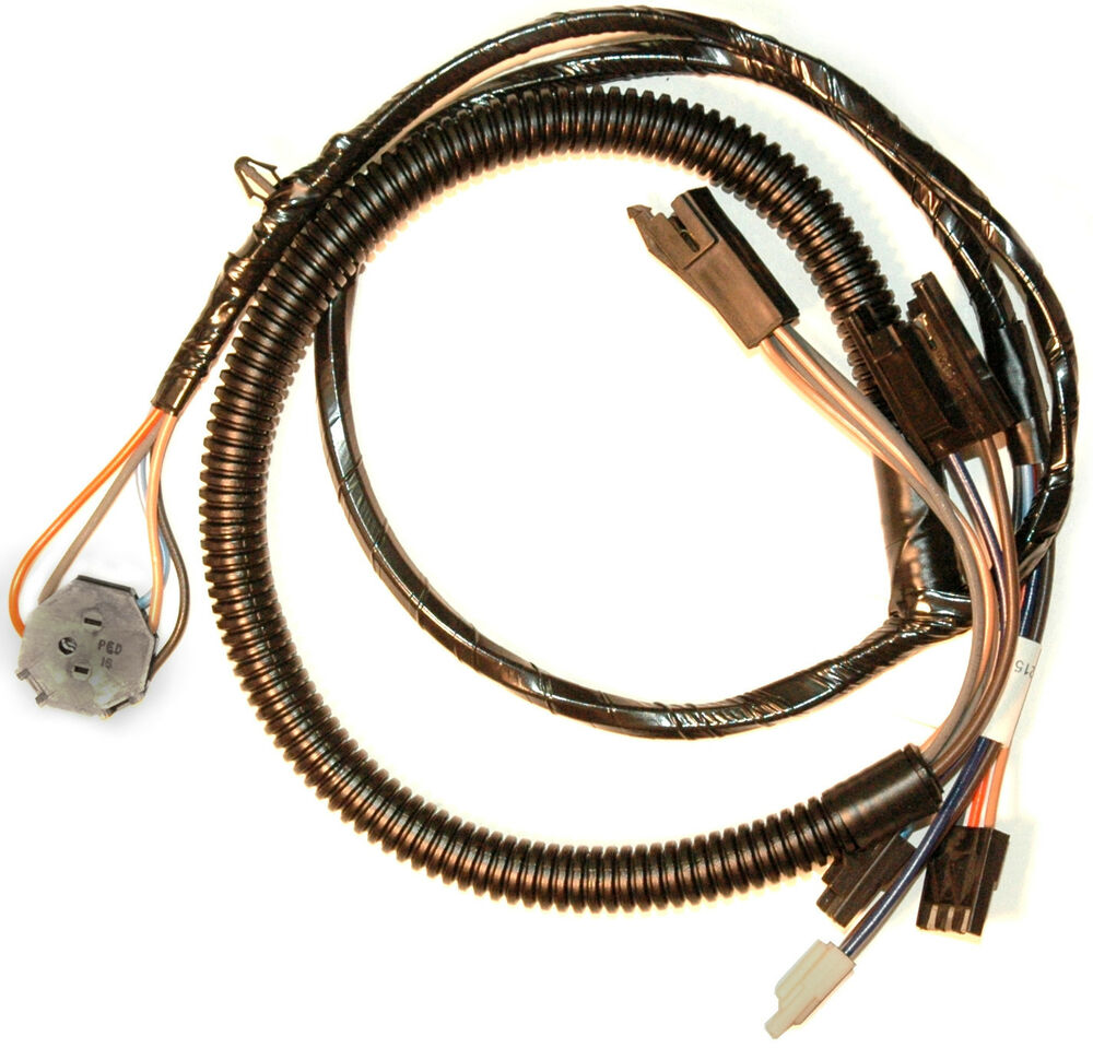1980 Corvette Wiring Harness Opinions About Diagram C3 Wire 1982 Power Door Lock For Driver Side Left Ebay Engine