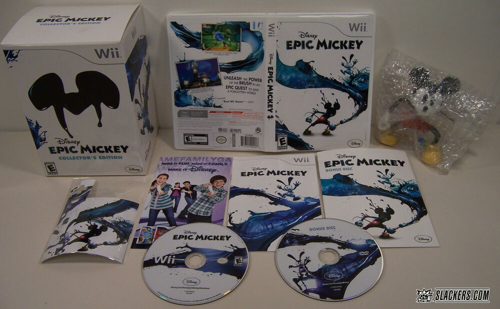 Epic mickey deals