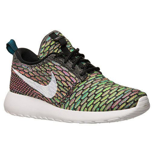Nike Flyknit Roshe One Multi Colored Gold Nike Air Max Mission ... 315de246229