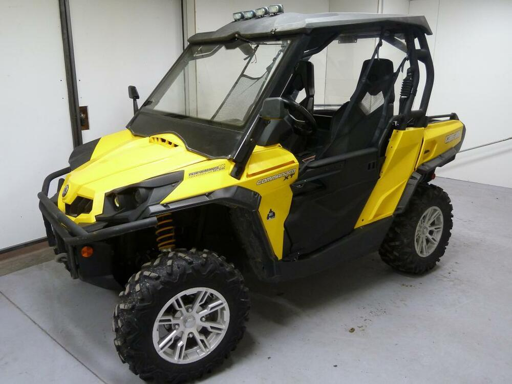 Can Am Commander For Sale >> NEW BRP UTV COMMANDER HALF DOOR KIT COMPLETE 1000 800 XT X LTD 2010 - 2013 SALE! | eBay