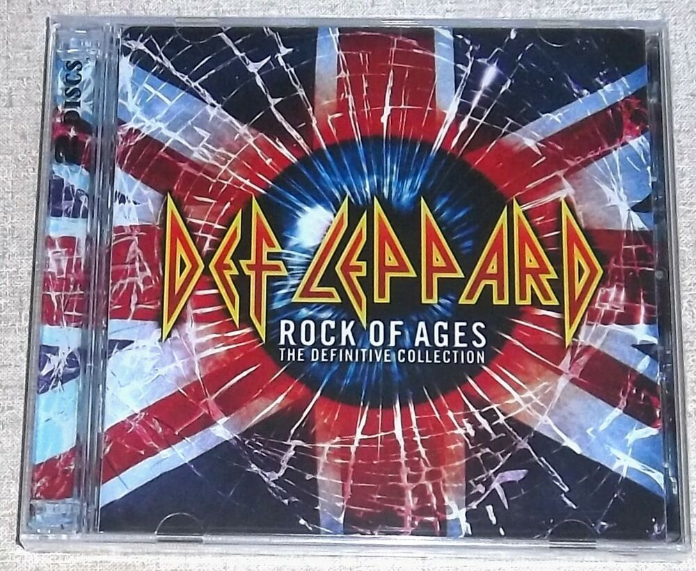 Def Leppard Rock Of Ages Deals On 1001 Blocks