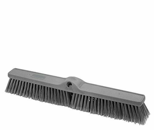 Rubbermaid Commercial Executive 24 Inch Push Broom Smooth