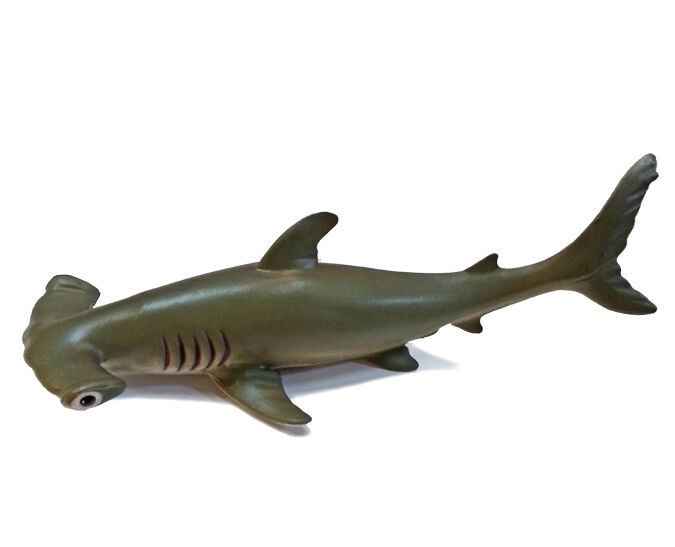 AAA 12205 Hammerhead Shark Sealife Toy Model Figurine ...