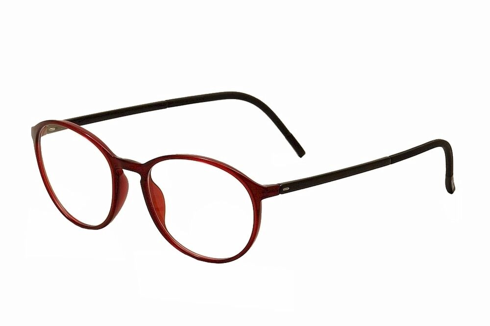 Silhouette Eyeglasses SPX Illusion Full Rim 2889 6062 Dark ...