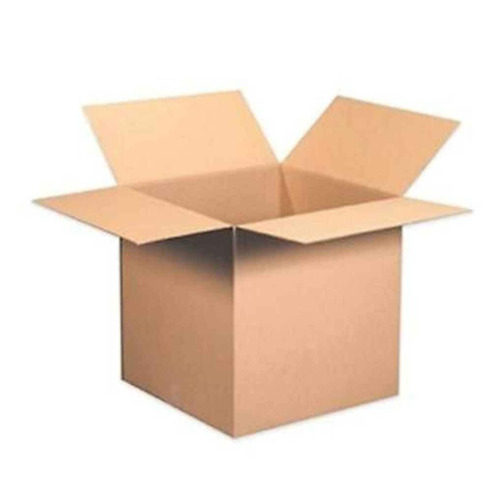 5 7x5x4 cardboard packing mailing moving shipping boxes corrugated box cartons ebay. Black Bedroom Furniture Sets. Home Design Ideas