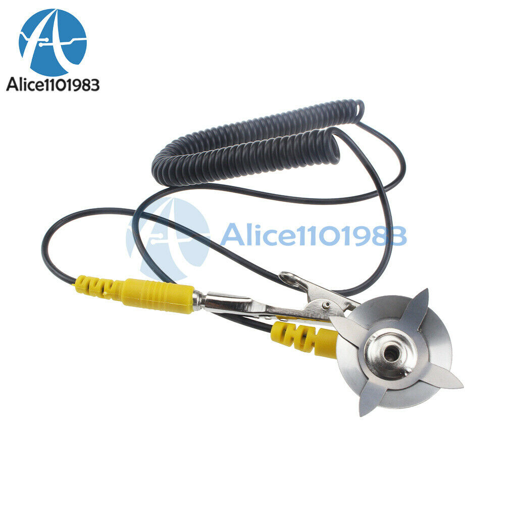 Anti Static Coil Cable Anti Static Esd Mats Grounding