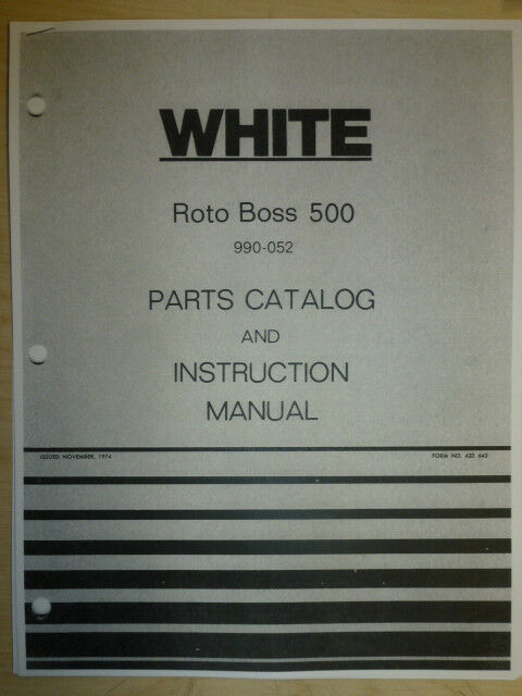 roto hoe model 800 manual