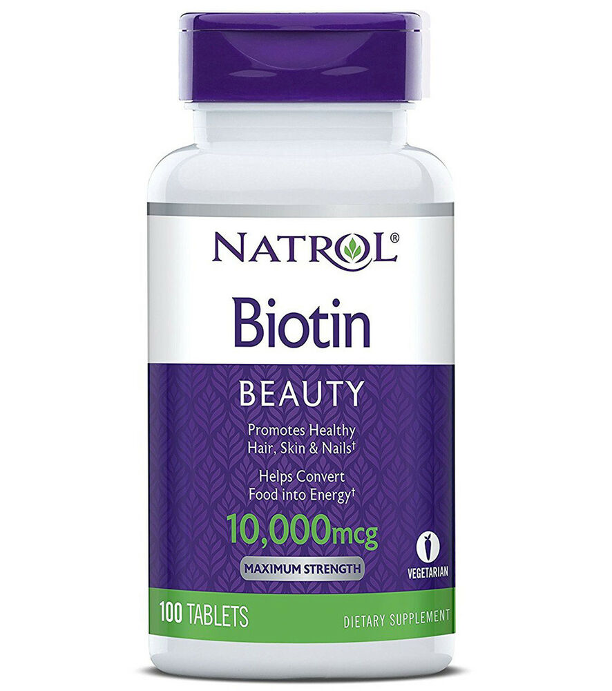Maximum dose of biotin for hair growth