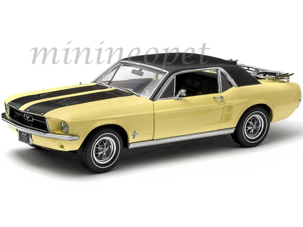 greenlight 12925 1967 ford mustang country special with. Black Bedroom Furniture Sets. Home Design Ideas
