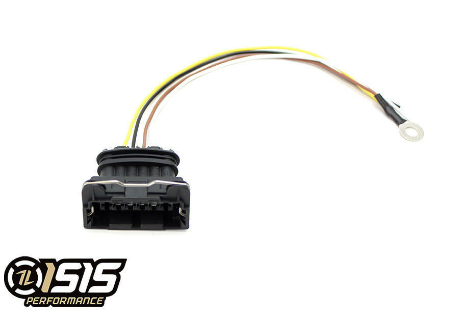 isis performance wire harness plug    fitting for nissan