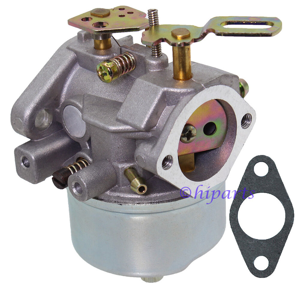 Toro Carburetor Diagram Parts List Free Wiring For You Tecumseh Engine New Carb 632334a 632111 Hm70 Hm80 Repair 1999