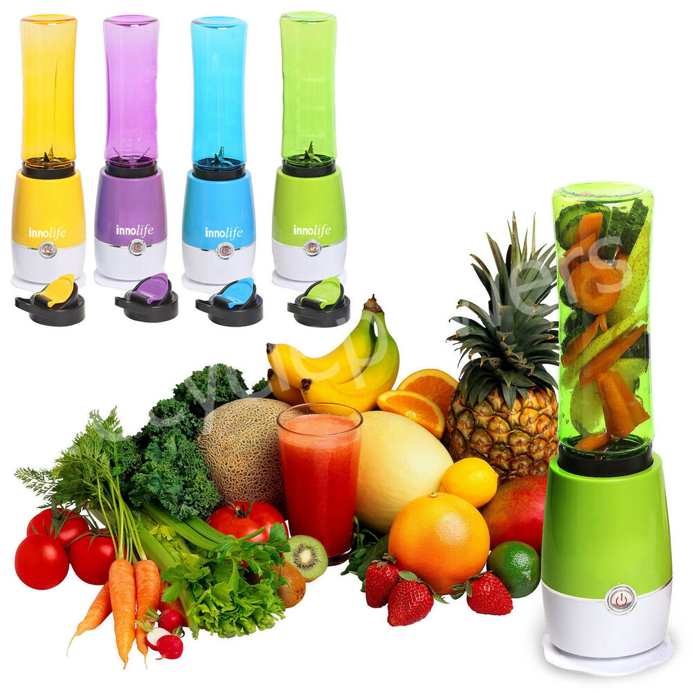 electric juice juicer blender kitchen mixer drink bottle smoothie maker fruit ebay. Black Bedroom Furniture Sets. Home Design Ideas