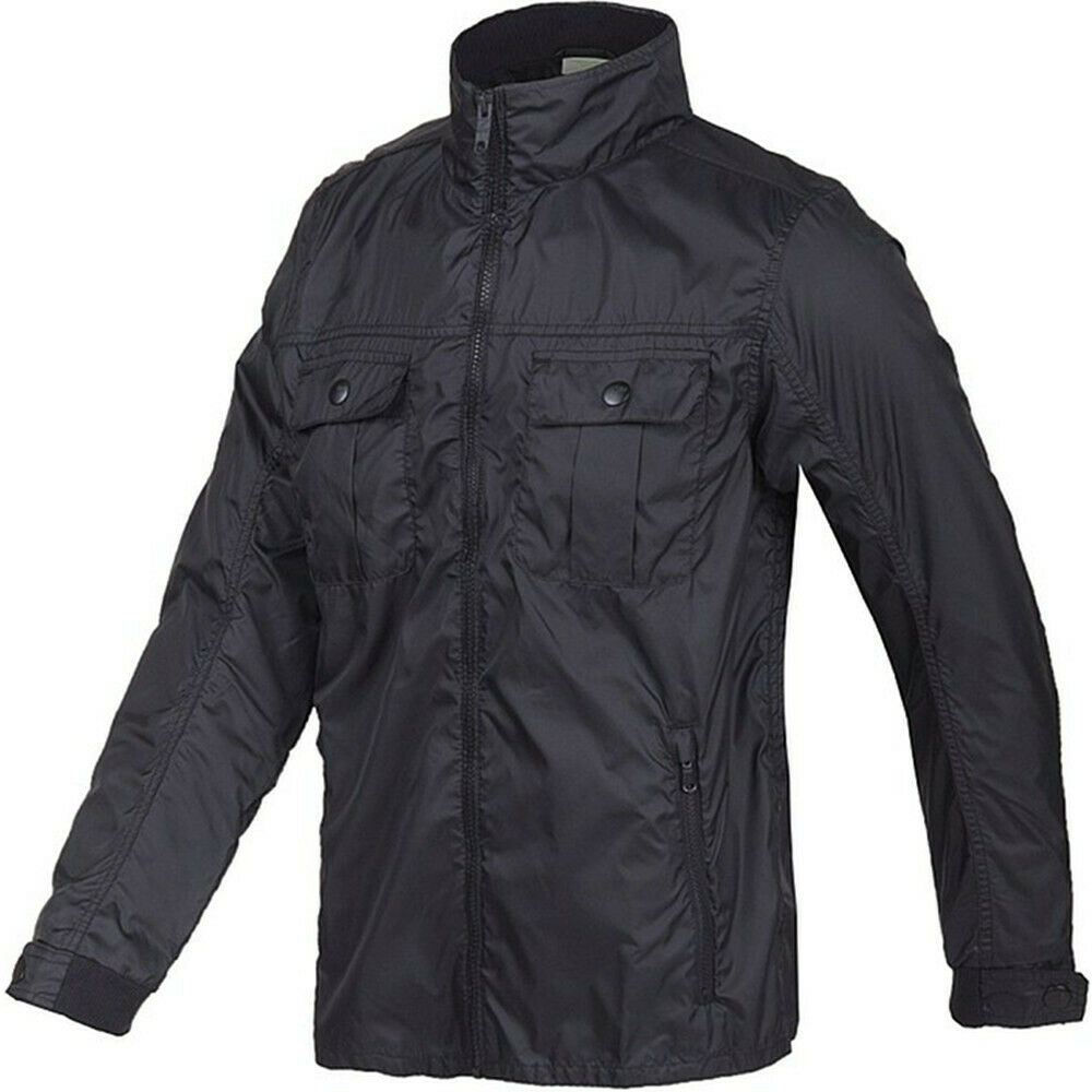adidas neo windbreaker herren windjacke jacke schwarz ebay. Black Bedroom Furniture Sets. Home Design Ideas