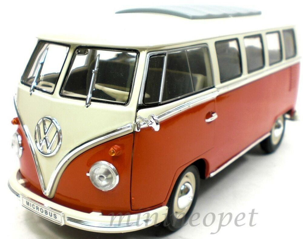 volkswagen bus car toy - photo #19