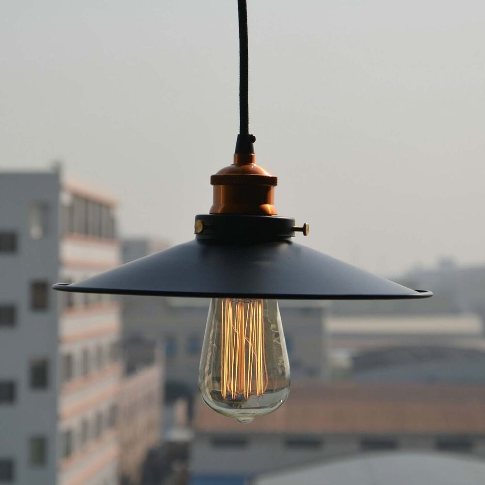 Modern vintage edison pendant ceiling lights chandelier Modern pendant lighting