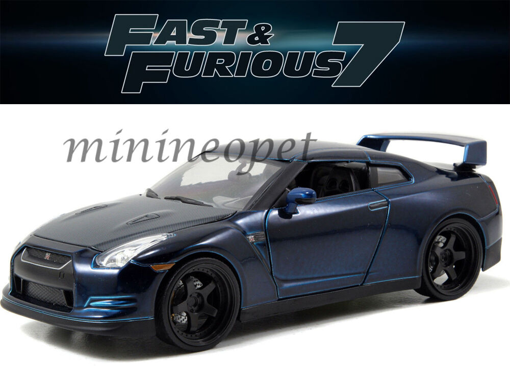 jada 97037 fast and furious 7 brian 39 s 2009 09 nissan. Black Bedroom Furniture Sets. Home Design Ideas