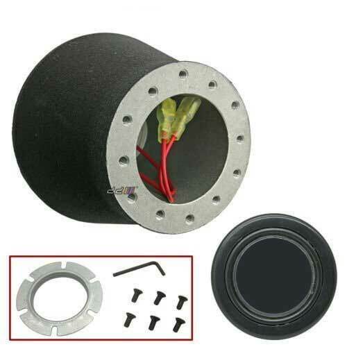 Steering Wheel Hub Adapter Boss Kit For Mercedes Benz W123 W124 260e Horn 280e 320e Ebay