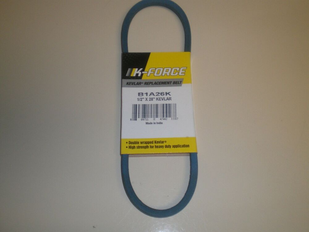Power Trim Edger V Belt 4l280 1 2 Quot X 28 Quot A26 339 New Ebay