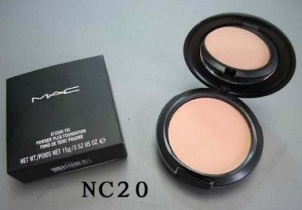 Mac studio fix powder plus foundation in various shades for Home landscape design studio for mac 14 1