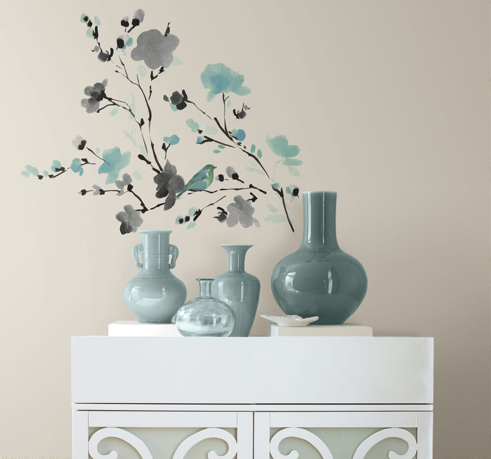 Product Description From the Manufacturer Transform any room in minutes with RoomMates Scroll Tree Peel & Stick Wall Decal MegaPack -- the easiest, fastest, and most affordable way to .