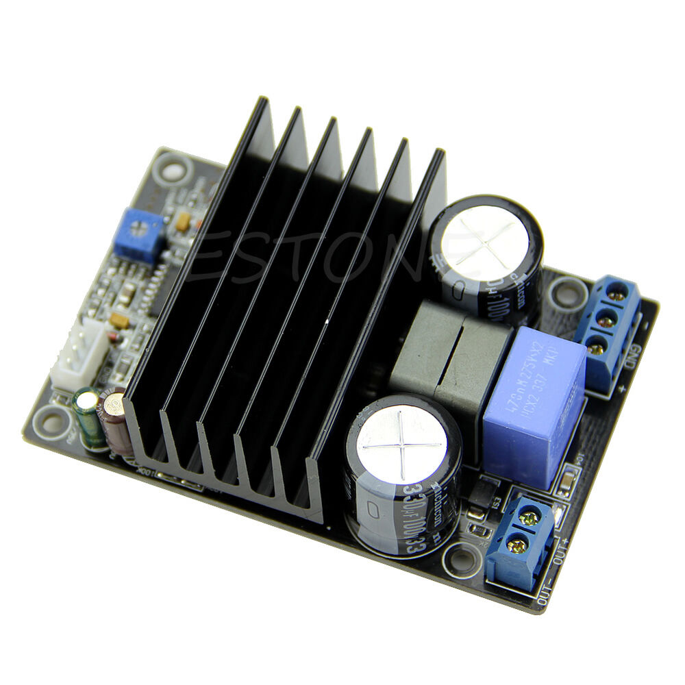 1pc irs2092 class d audio power amplifier amp kit 200w mono assembled board ebay. Black Bedroom Furniture Sets. Home Design Ideas