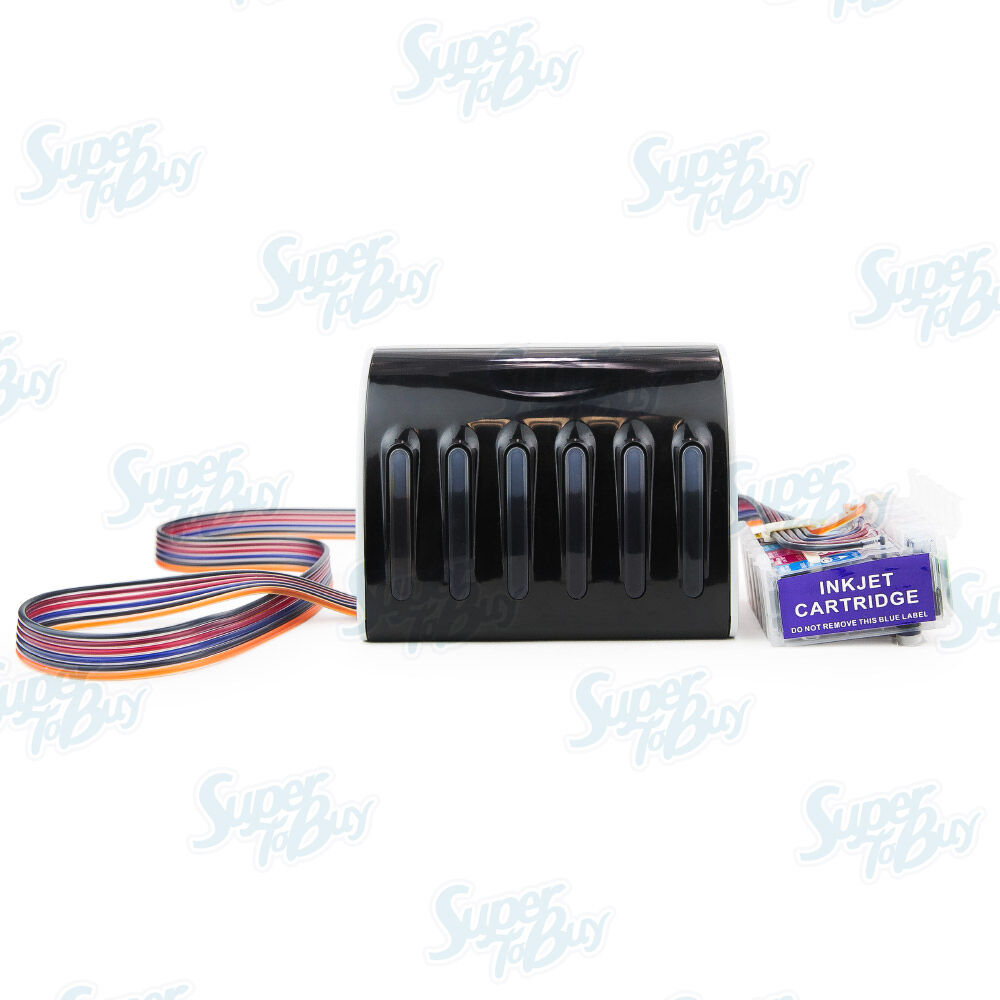 Deluxe Continuous Ink Supply System Ciss For Epson Artisan