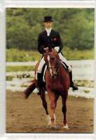 #186 carl hester GBR - dressa equestrian collector card