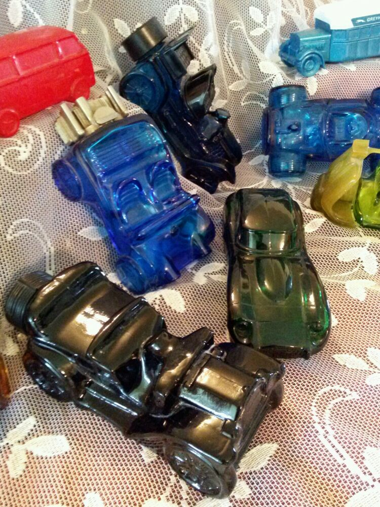 Lot 9 collectible some rare avon auto automobile cars for Valuable items to sell