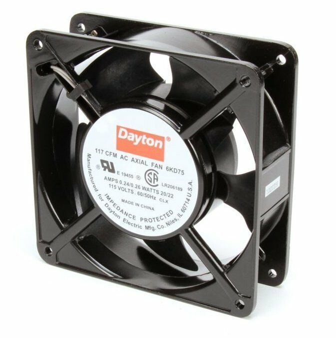 20 Axial Fan : Dayton axial fan volts ac watts cfm model