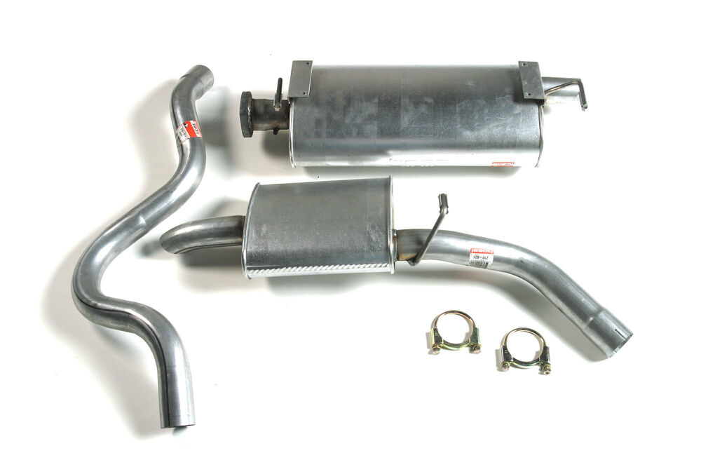 Land Rover Discovery Standard Exhaust Kit Ebay
