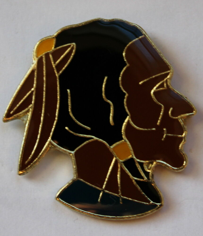Pins On Caps: New Indian Tribal Lapel Hat Pin Ritual Feathered Tie Tack