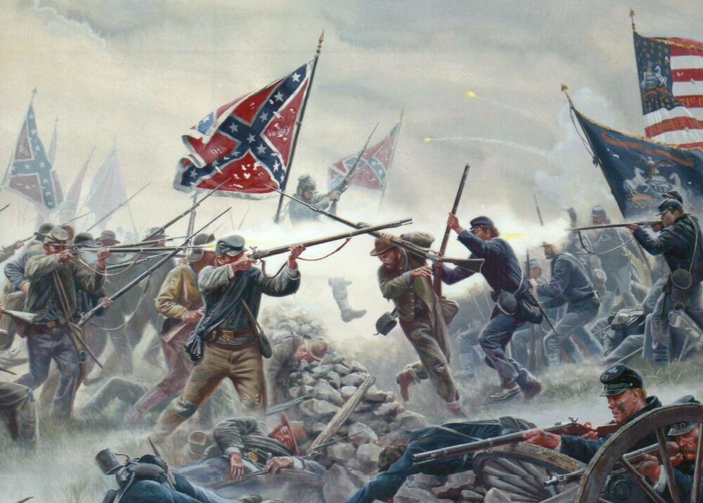 Picketts charge essays