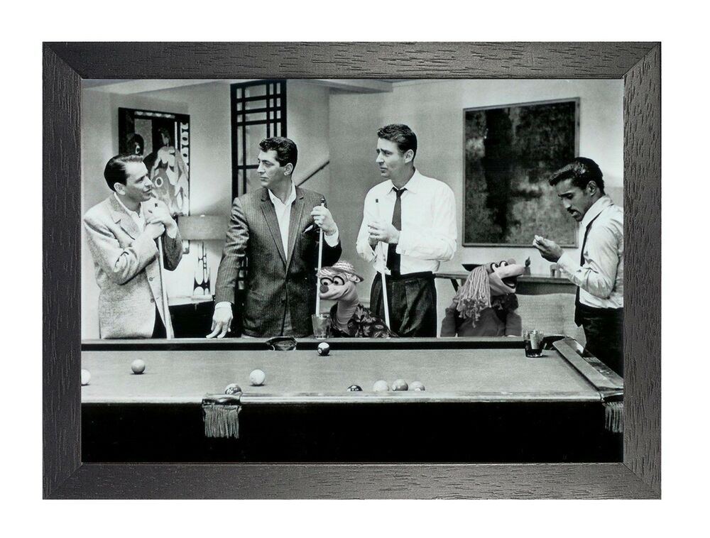 an analysis of a black and white photo of the rat pack in las vegas In the 1960's, during dean's rat pack days, he managed to squeeze in a motion picture about life in the gambling capitol it was called 'ocean's 11', and was shot during daytime hours at various hotels and locations in vegas.