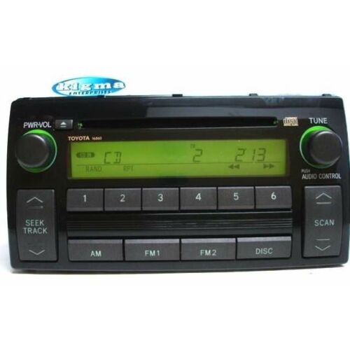toyota-camry-2005-2006-cd-player-base-fujitsu-ten-16860-nonejbl-tested-58895g