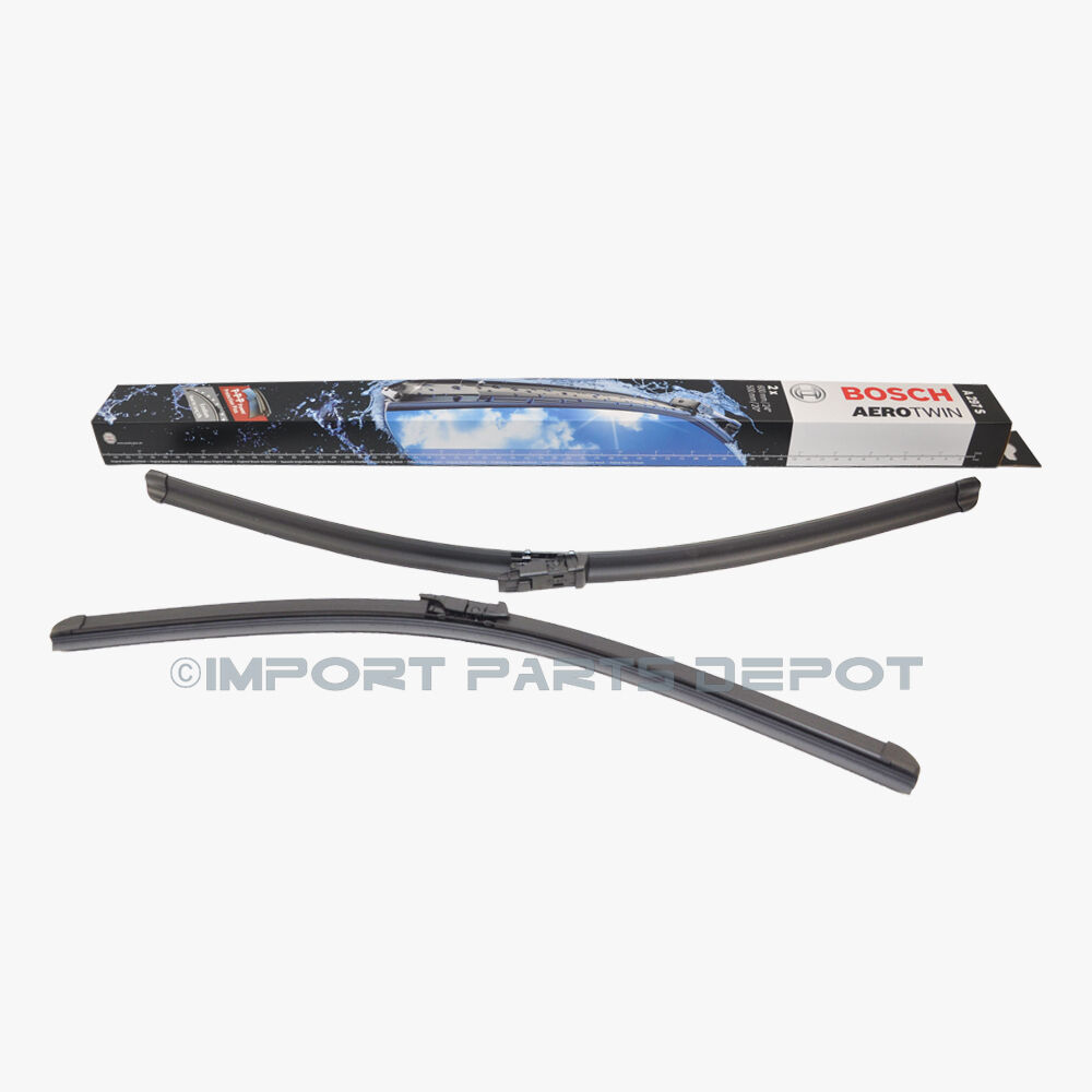 Audi windshield wiper blades blade set bosch oem