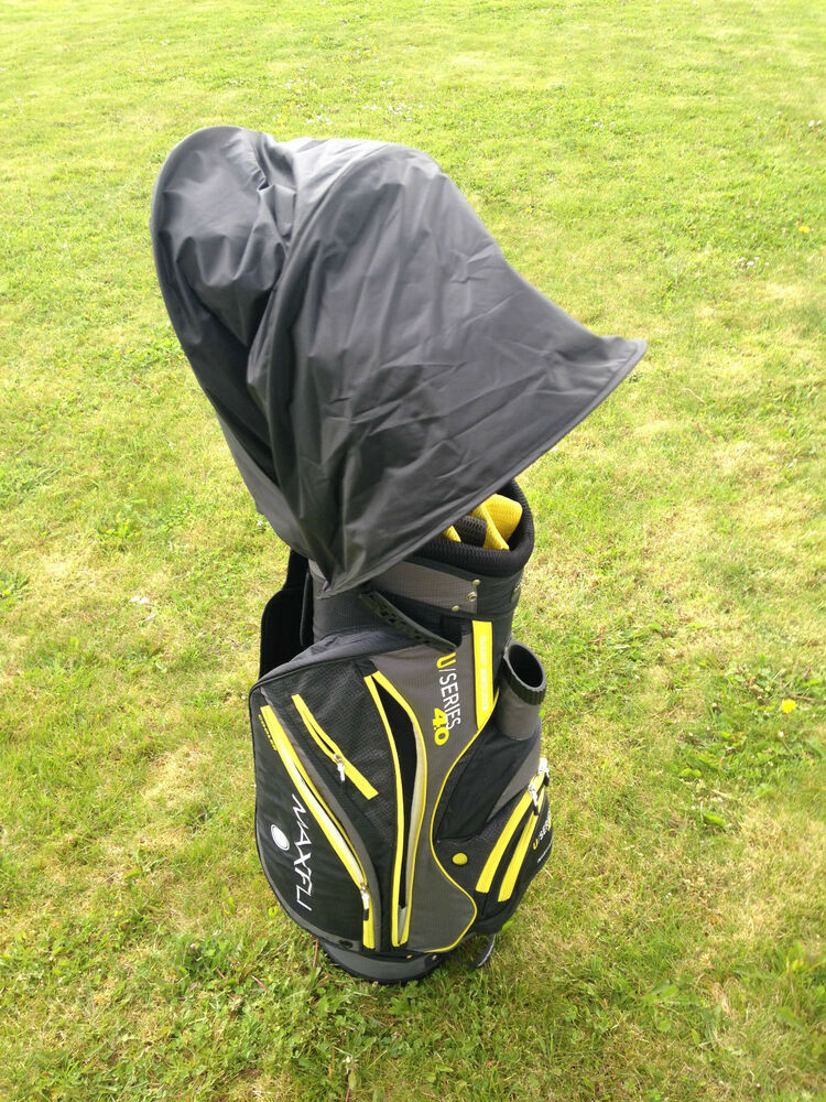 New Retractable Jl Golf Waterproof Bag Rain Hood Cover