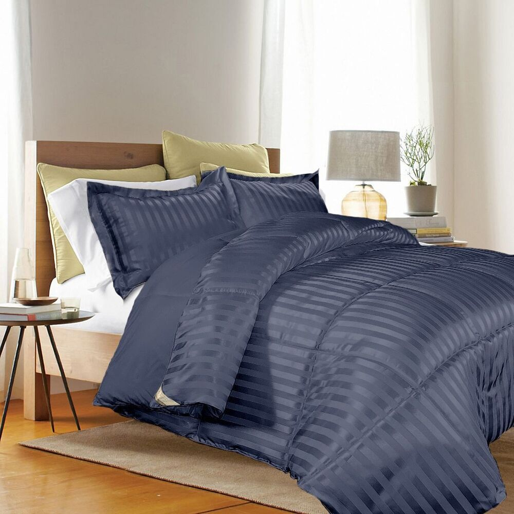 Kathy ireland home reversible down alternative 3 piece comforter set