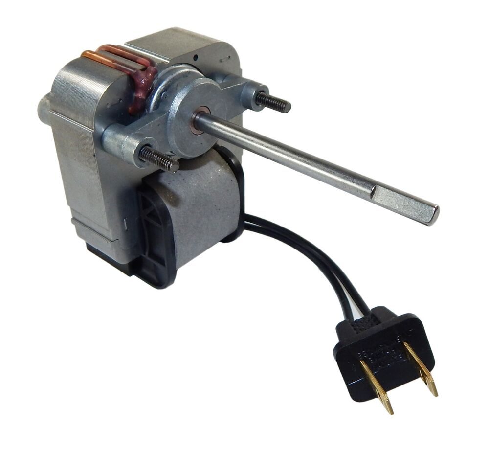 Broan 162 164 bulb heater replacement vent fan motor for Nutone ls80 replacement motor