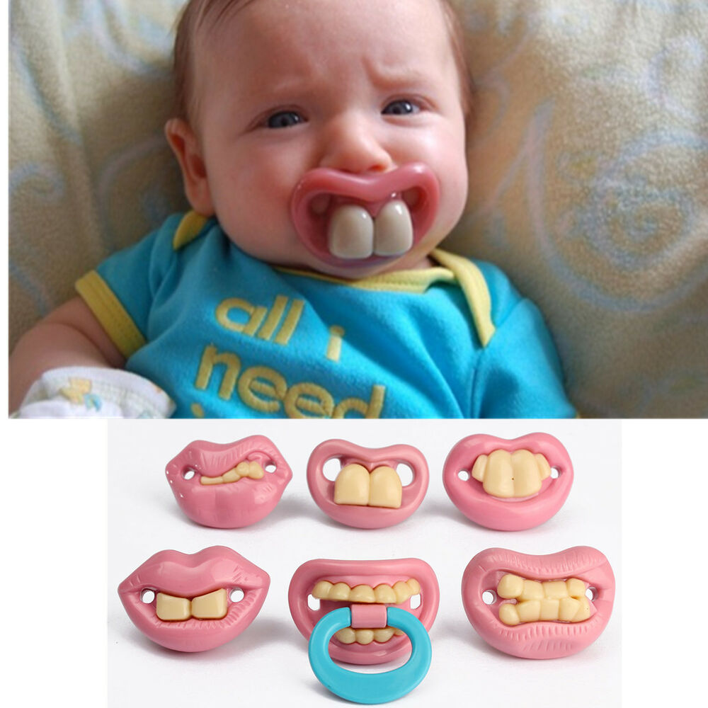 how to fix pacifier teeth
