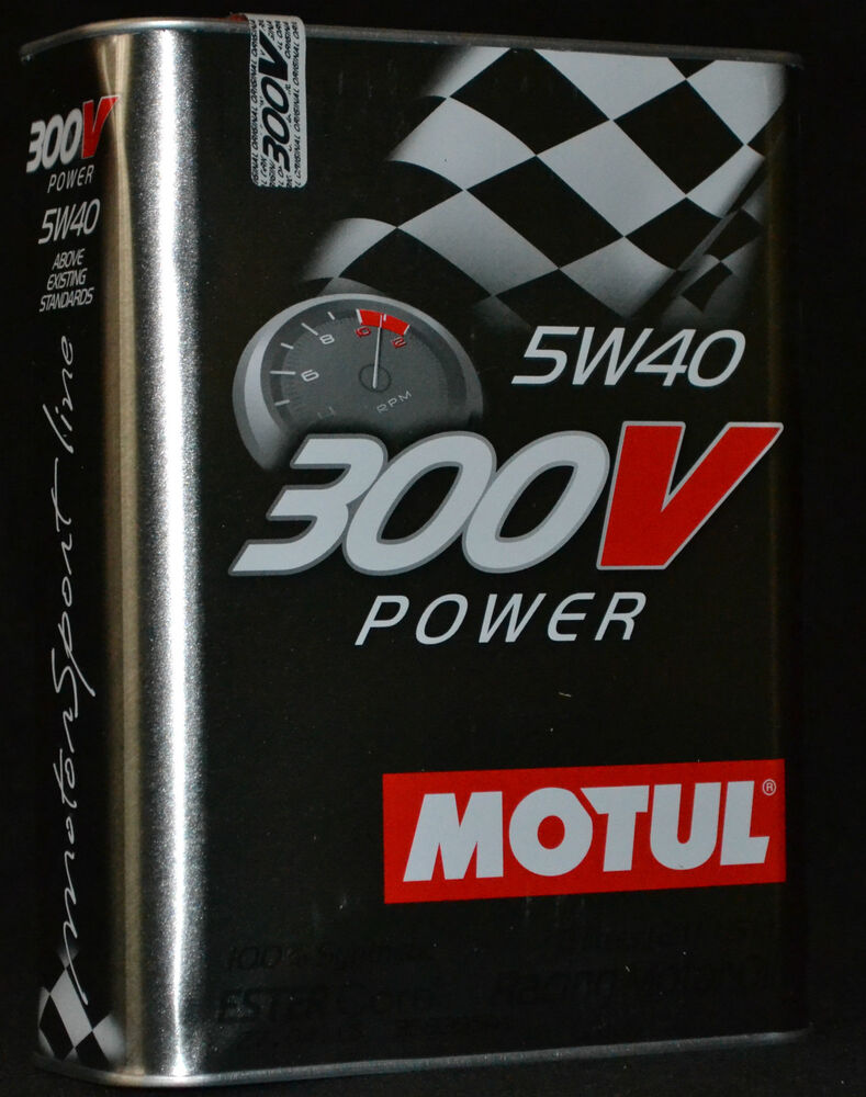6x2 12 liter motul 300v power 5w 40 motor l vollsynthetisch 5w40 racing l ebay. Black Bedroom Furniture Sets. Home Design Ideas