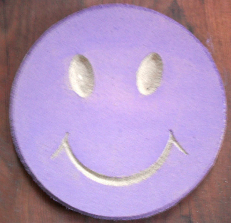 funny face plaque plastic mold plaster concrete mould ebay. Black Bedroom Furniture Sets. Home Design Ideas
