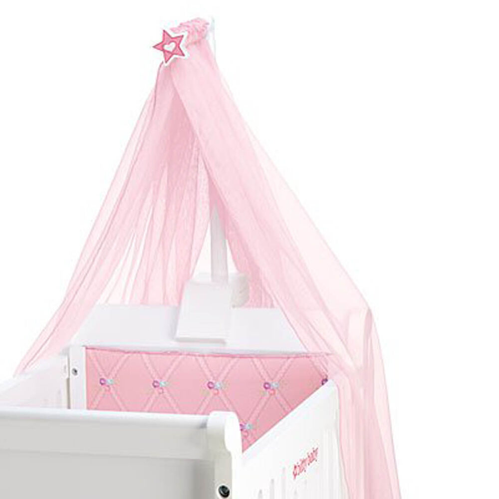 American Girl Bitty Baby Sweet Amp Soft Canopy For 15 Quot Baby