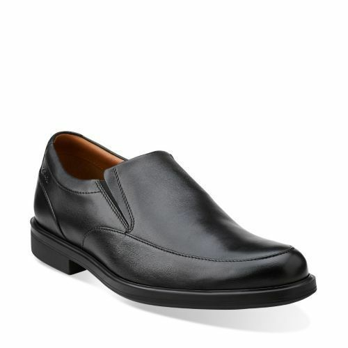 Clarks Mens Gabson Step Dress Or Casual Slip On Shoes