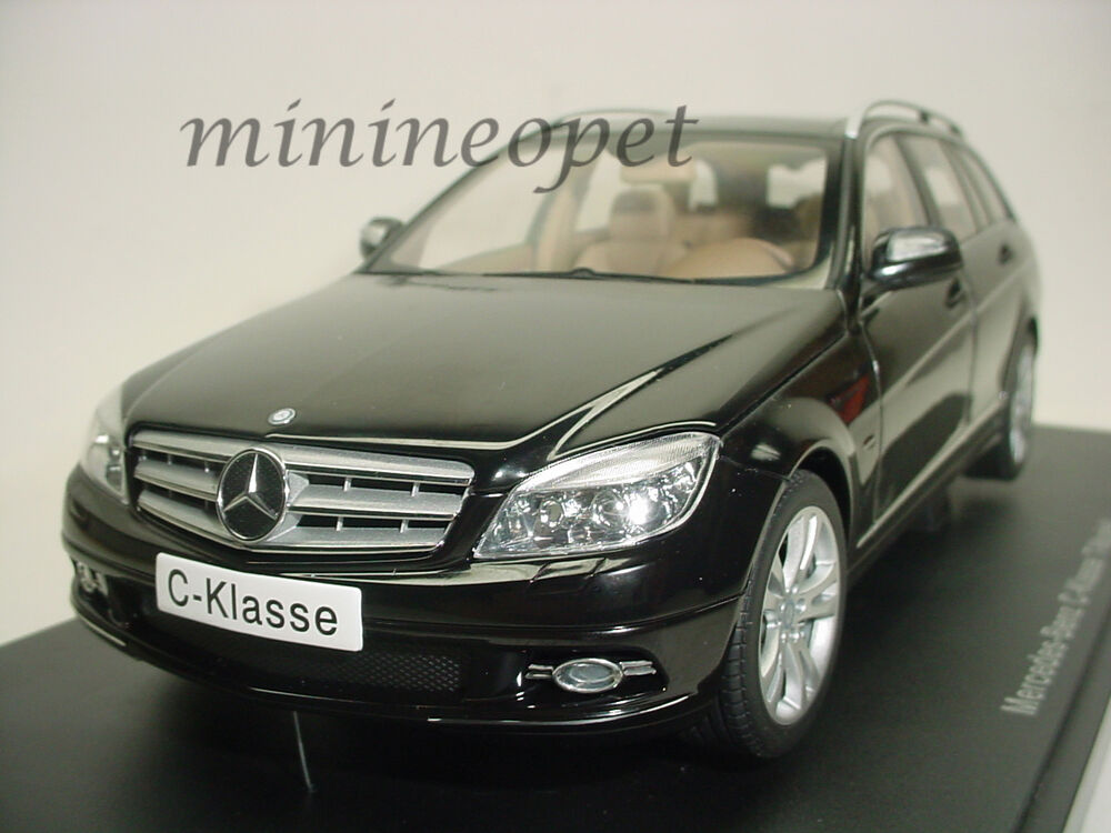 Autoart 76267 mercedes benz c class klasse wagon t modell for Diecast mercedes benz